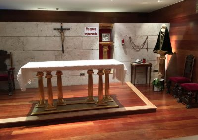 Residencia Virgen de los Dolores Valmojado -82